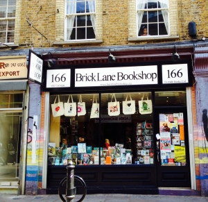 Brick Lane Bookshop