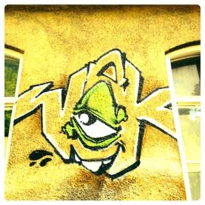 eye streetart