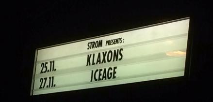 Klaxons 0