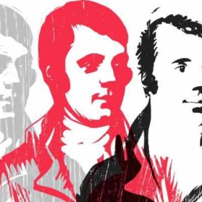 Burns by Iain McIntosh
