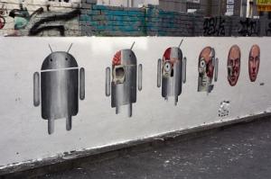 Robot Evolution 02: Seoul Street Art (Hongdae)