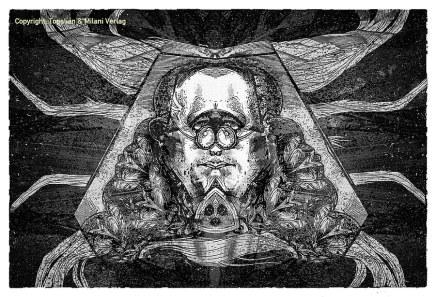 Illustration-F.L.Arnold-Die-unsichtbare-Sammlung-Stefan-Zweig