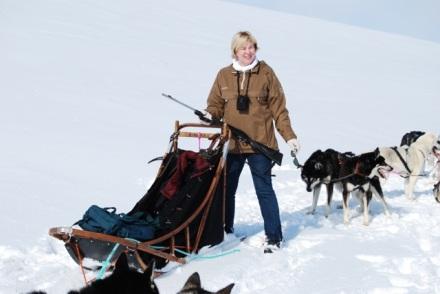 forfatterforeningen Monica Kristensen