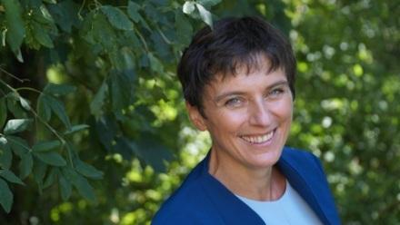 Elisabeth Oberzaucher © Sabine Oberzaucher