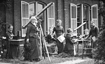 mariamitchell_telescope